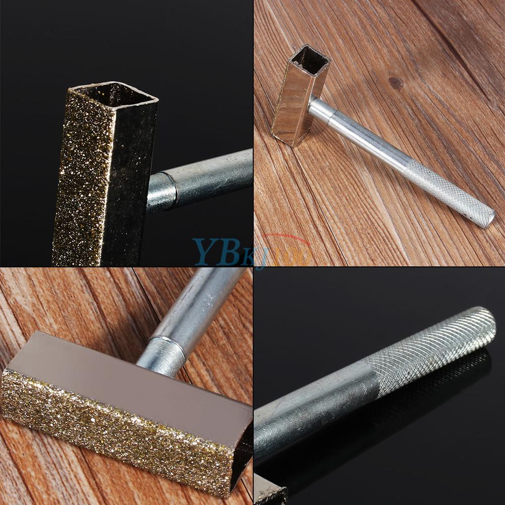 Diamond Coated Grinding Disc Wheel Stone Dresser Tool