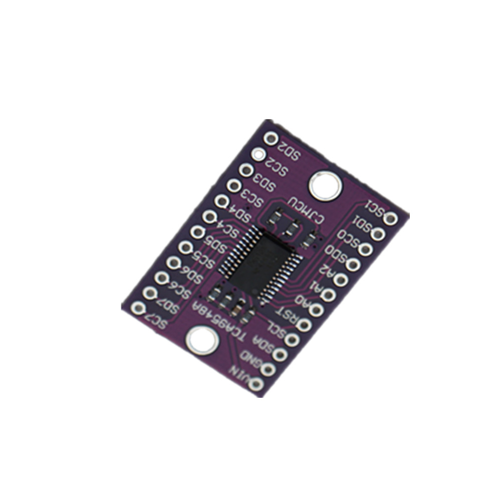 For arduino i c multiplexer breakout board chaining