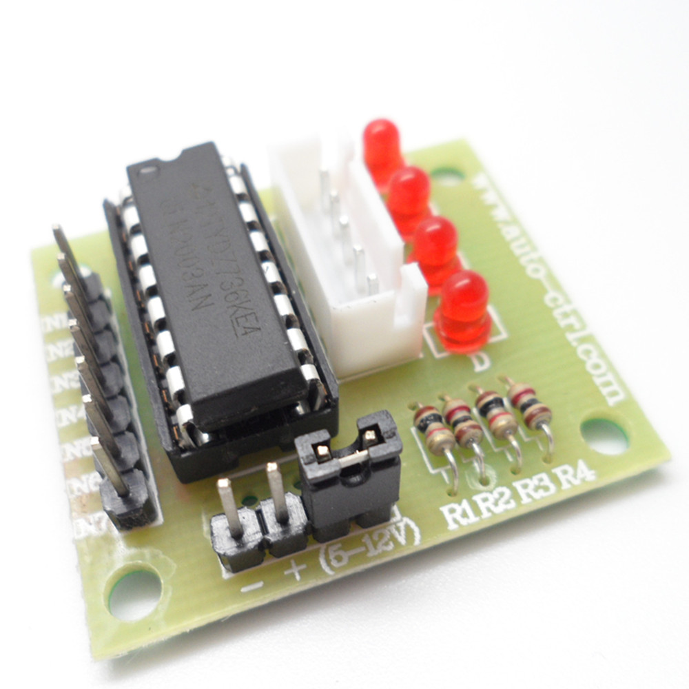 Uln2003an Uln2003 Stepper Motor Driver Board Module For