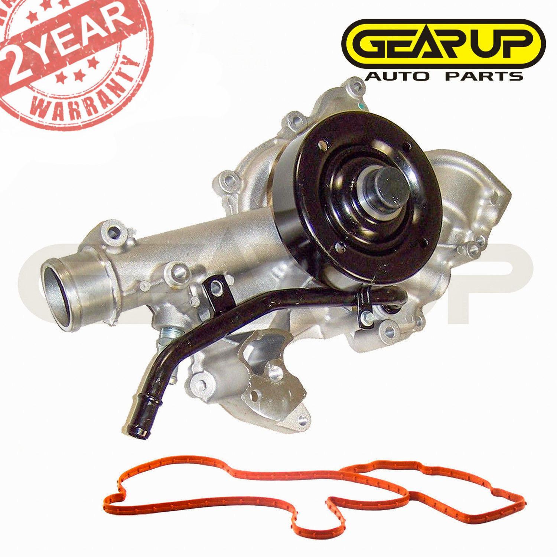 Engine Water Pump For 03 08 Dodge Ram 1500 2500 Durango Chrysler V8 2012 Parts 57l