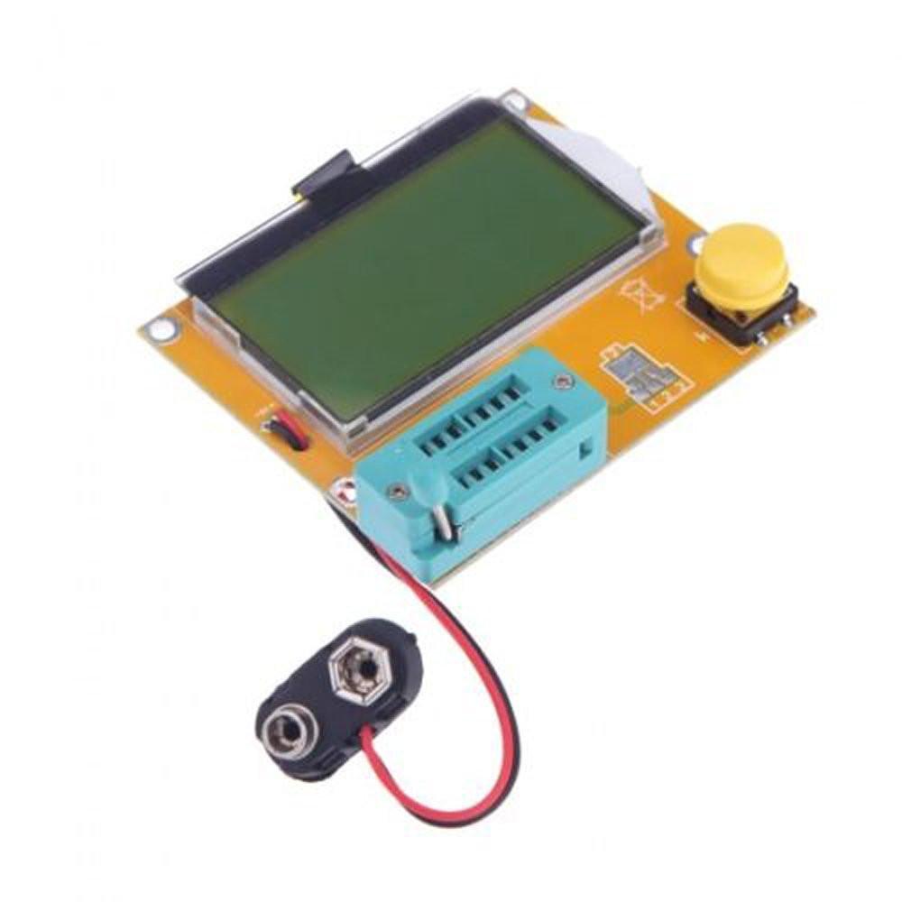 lcr t4 transistor tester kondensator esr induktivit t. Black Bedroom Furniture Sets. Home Design Ideas