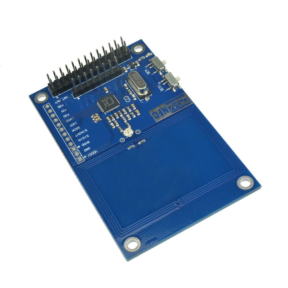 Details about PN532 NFC Precise RFID IC Card Reader Module 13 56MHz for  Arduino Raspberry PI