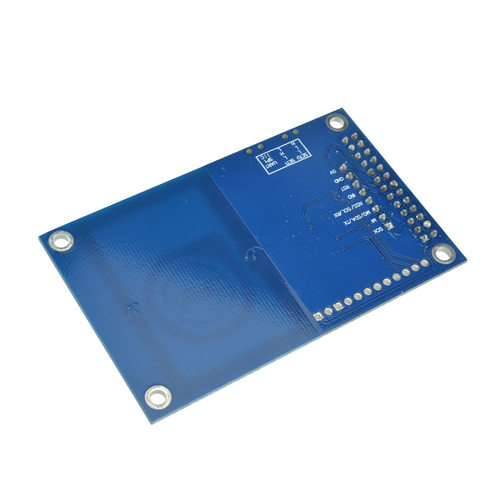 Red blue pn nfc rfid reader writer controller shield