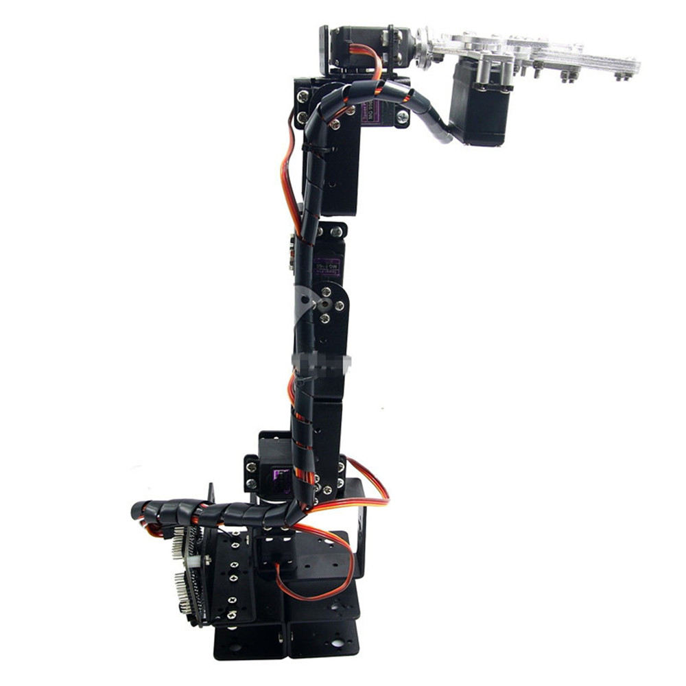 Aluminium robot dof arm claw mount kit mechanical