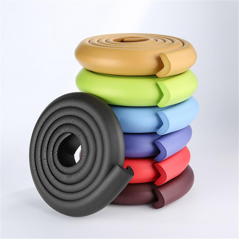 schaumstoff weich f r kinder baby sicherheit ecke rand kissen tisch kantenschutz ebay. Black Bedroom Furniture Sets. Home Design Ideas
