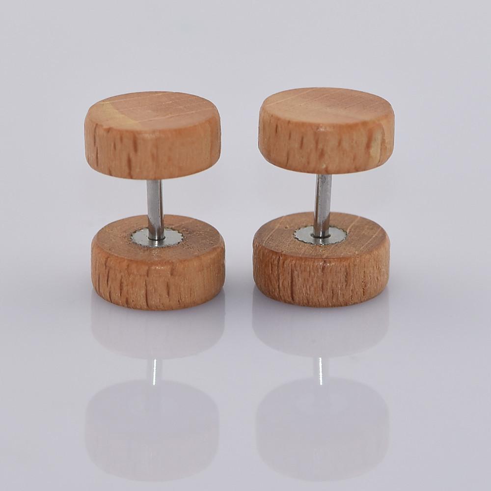 16g boucles d 39 oreilles faux piercing tunnel plug ecarteur. Black Bedroom Furniture Sets. Home Design Ideas