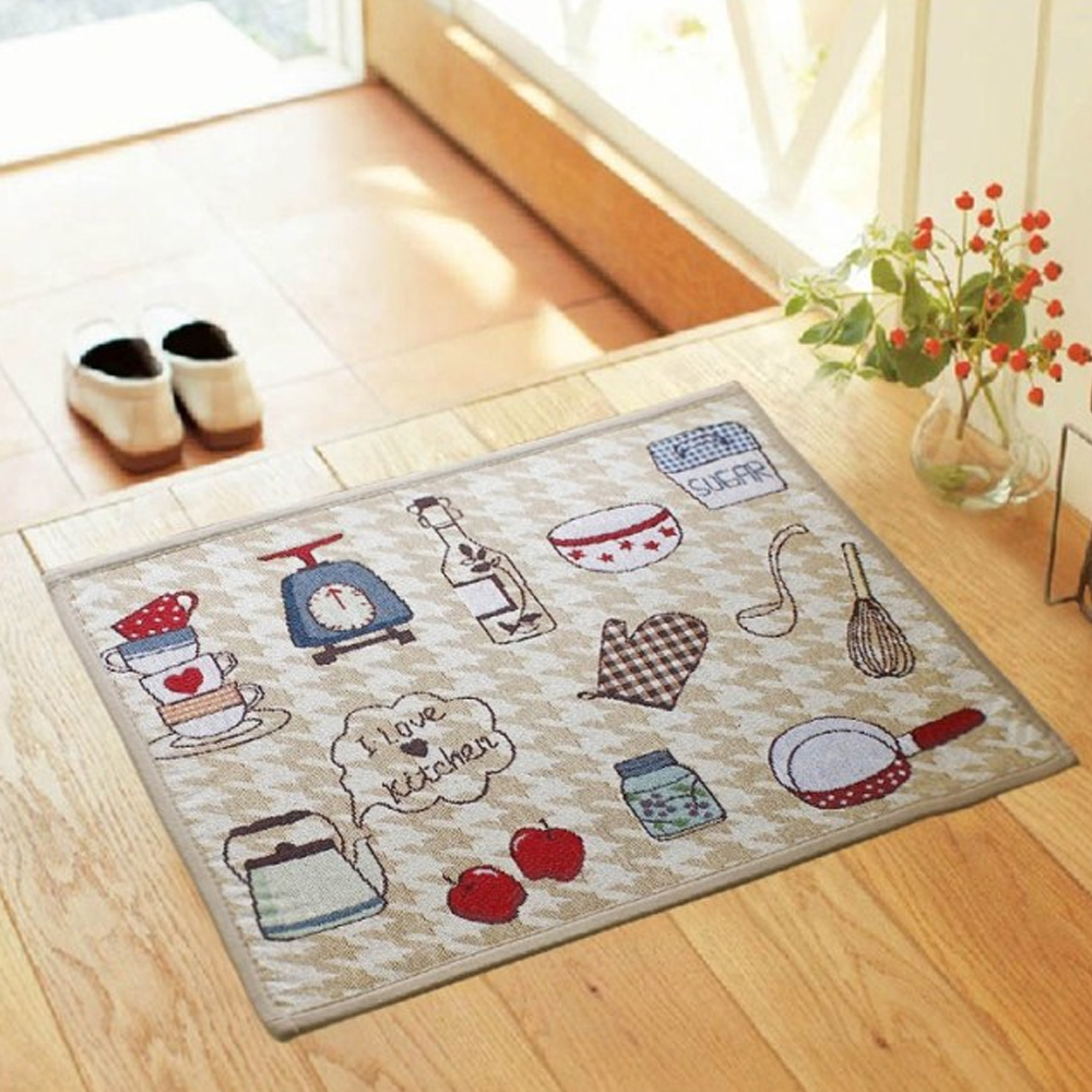 kitchen floor runner mats kitchen rug door mat home bathroom anti slip floor rug 4814