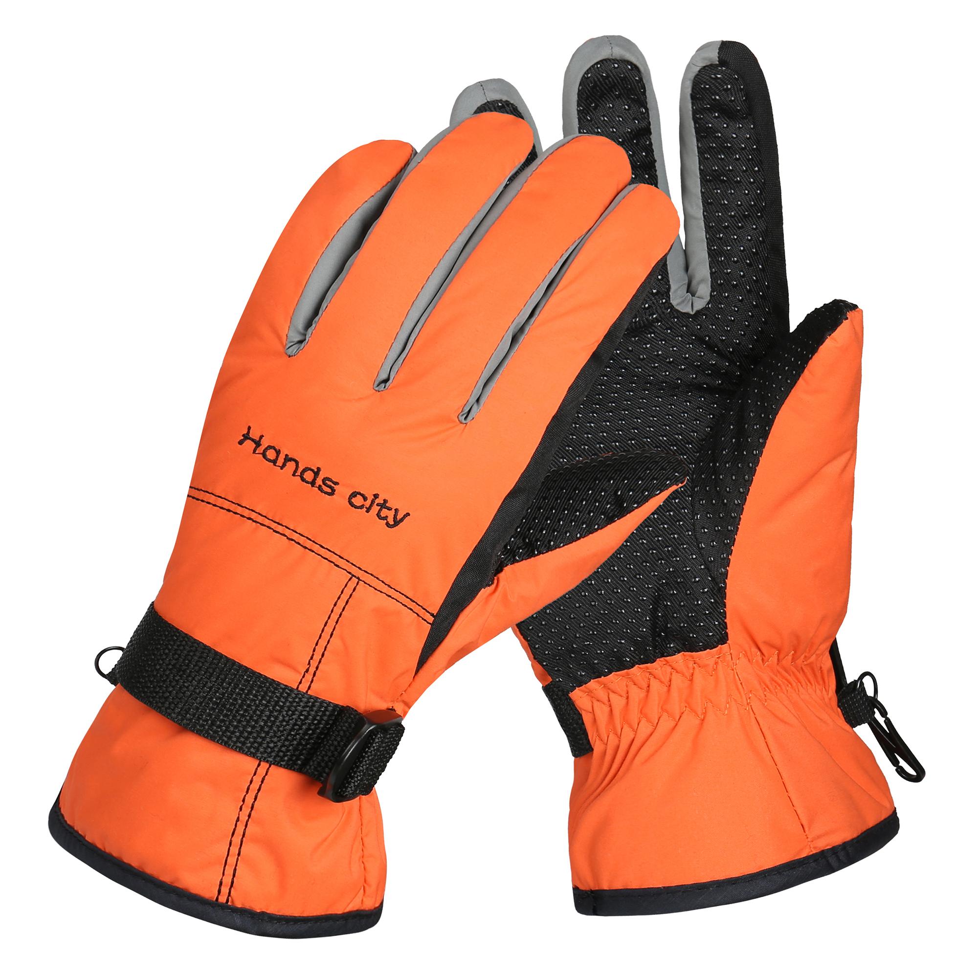 Sport Snow Gloves: Winter Glove Thermal Waterproof Ski Warm Snowboard Sports