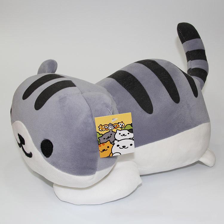 Game Neko Atsume Kitty Collector Pickles&Pumpkin Plush ...