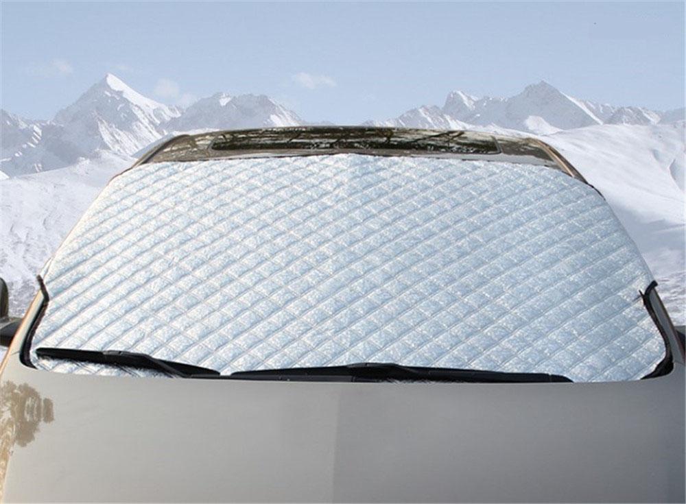 frontscheibe scheibenabdeckung frostschutz. Black Bedroom Furniture Sets. Home Design Ideas