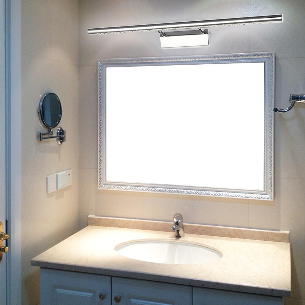 5w 9w led badleuchte flurlicht spiegelleuchte wandleuchte badezimmer bad lampe ebay. Black Bedroom Furniture Sets. Home Design Ideas