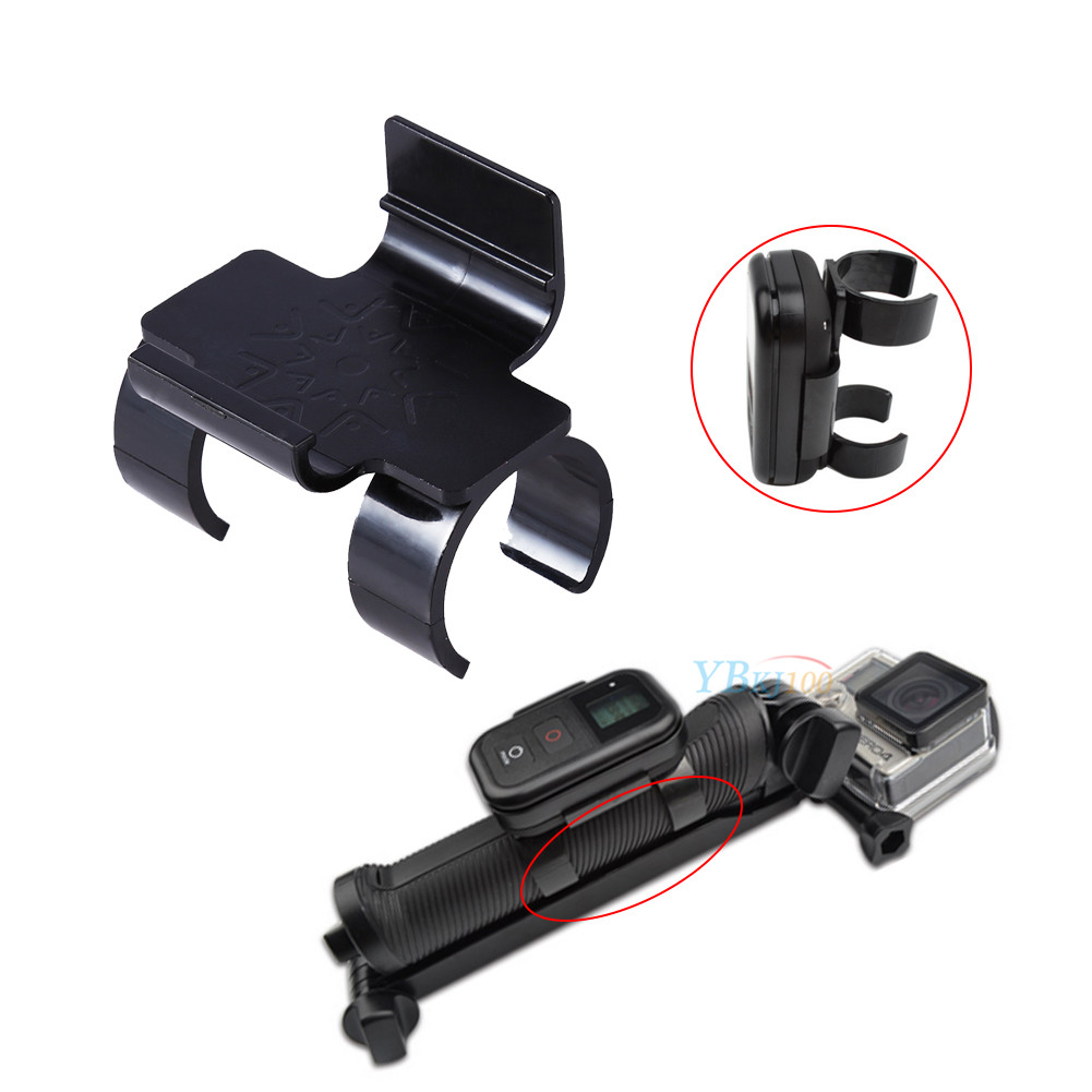 selfie stick 39 s wifi remote control clip clamp holder for gopro hero 4 3. Black Bedroom Furniture Sets. Home Design Ideas