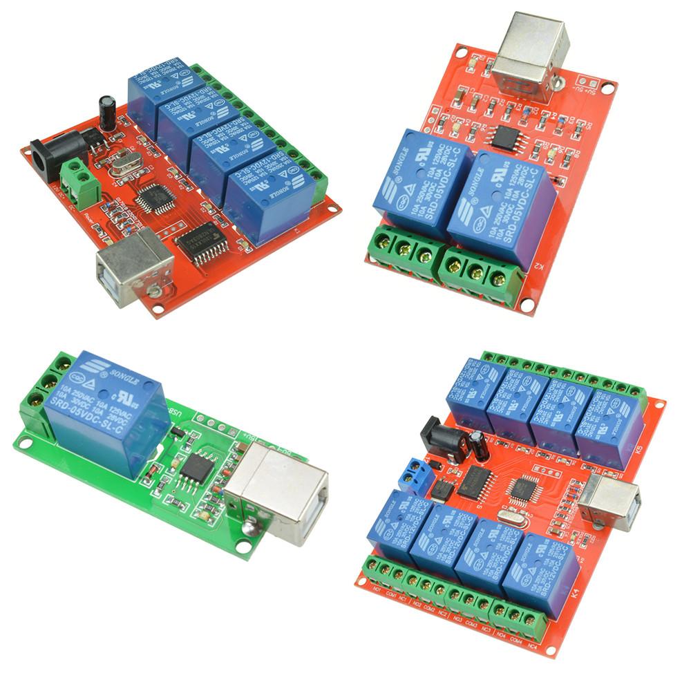 8 Chprogrammableputer Control Relay