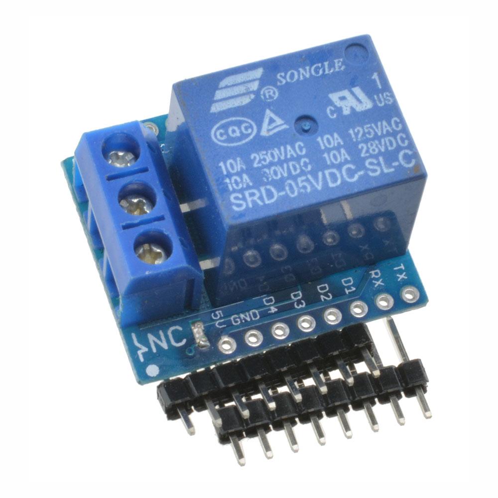 New relay shield for arduino wemos d mini esp