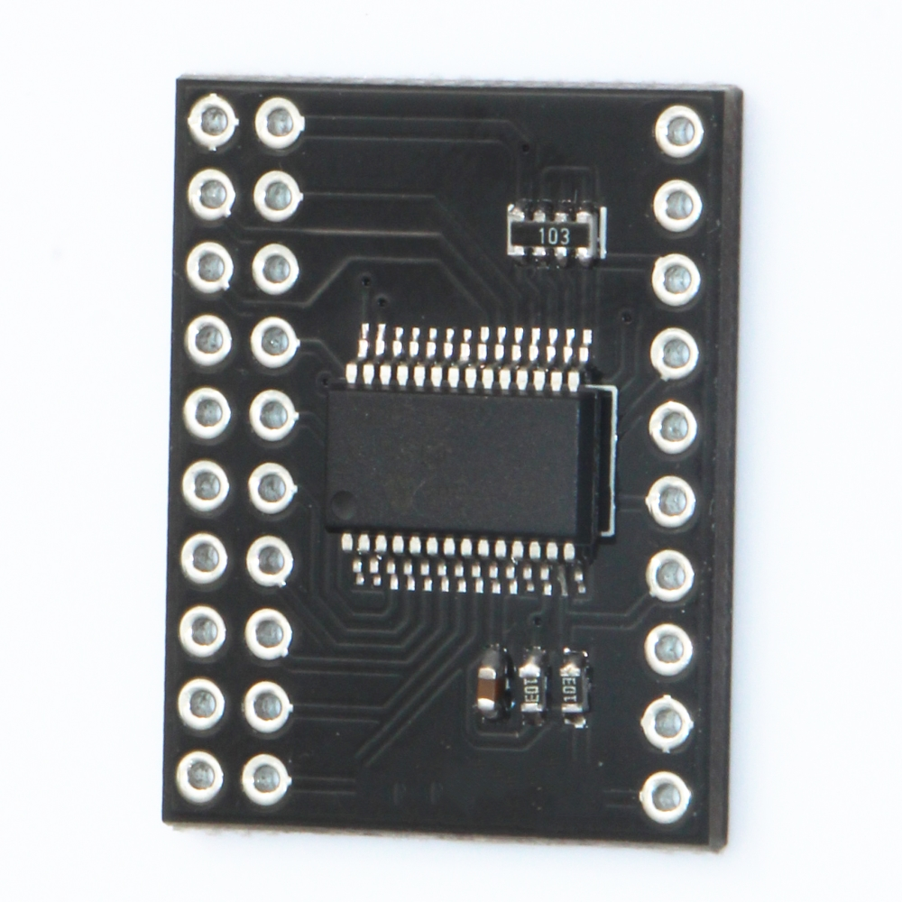 SPI Serial Interface MCP23S17 Bidirectional 16-Bit I//O Expander Shield Module