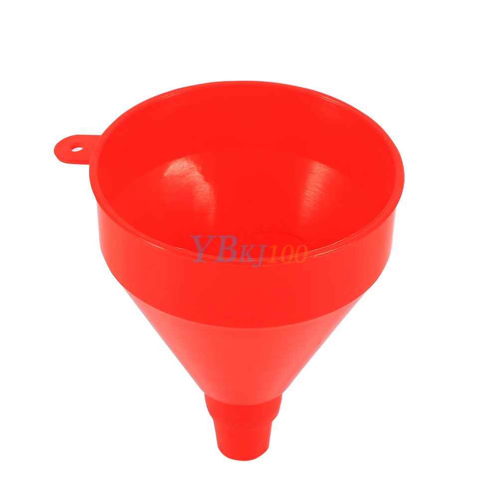 vehicle filling plastic funnel soft pipe pour oil petrol