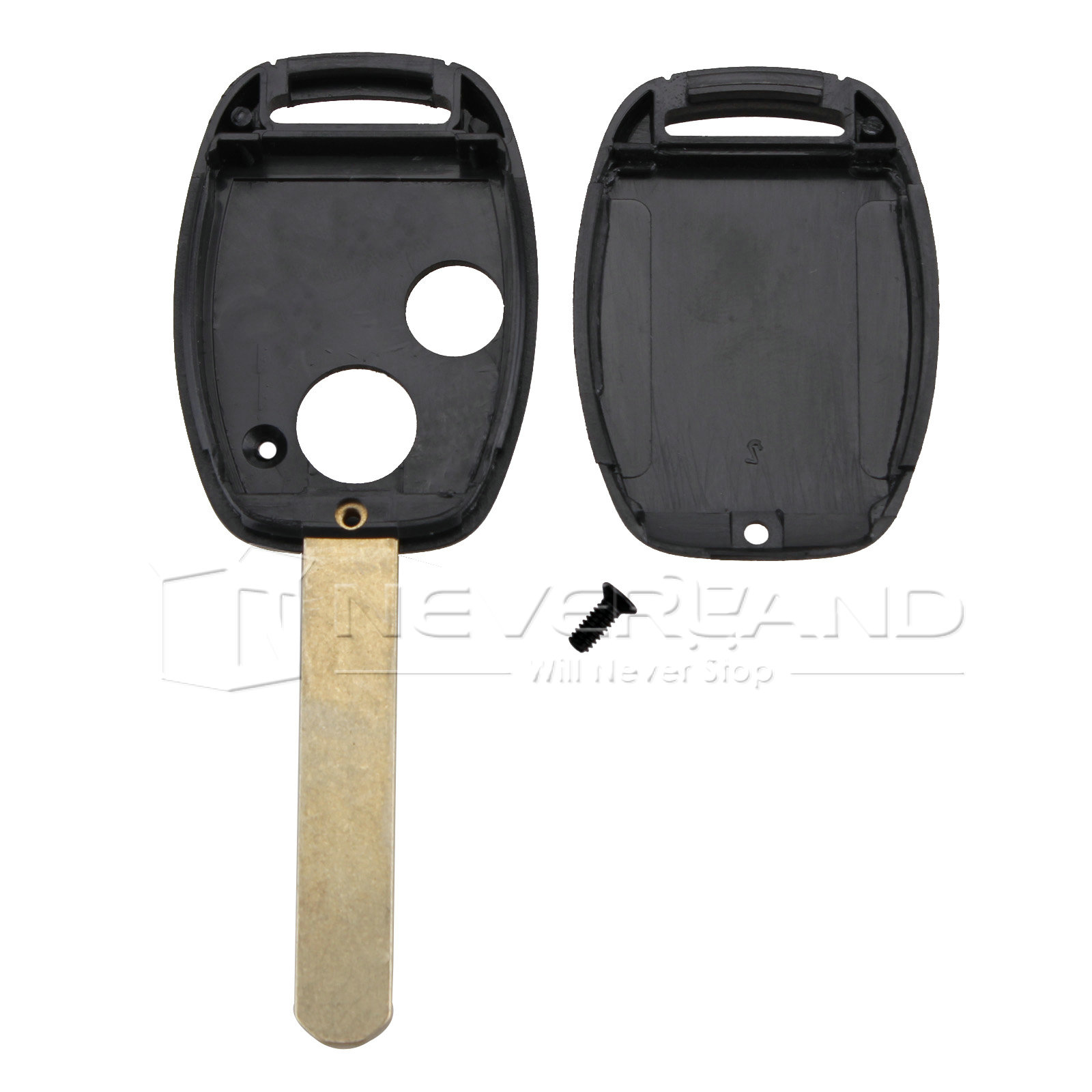 Replacement Keyless Entry Remote Key Fob Shell Case For