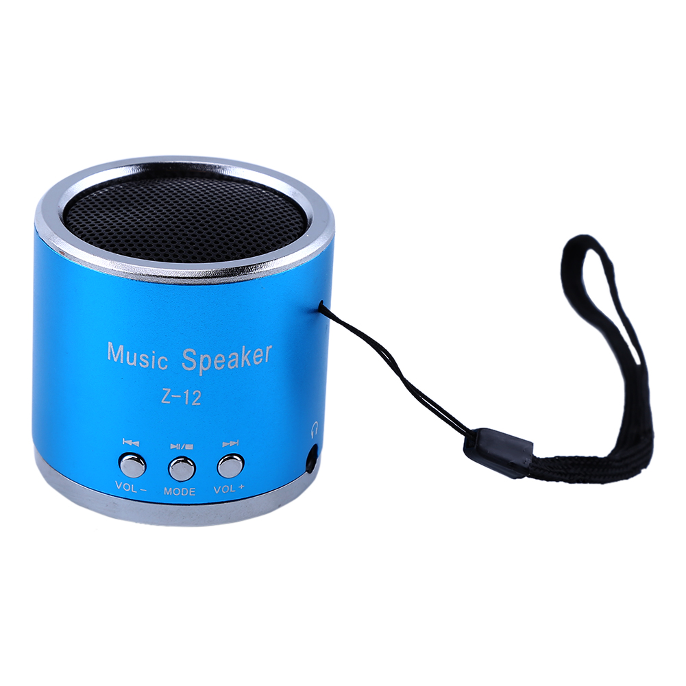 portable mini music speaker fm radio usb 2 0 micro tf card mp3 player soundbox ebay. Black Bedroom Furniture Sets. Home Design Ideas