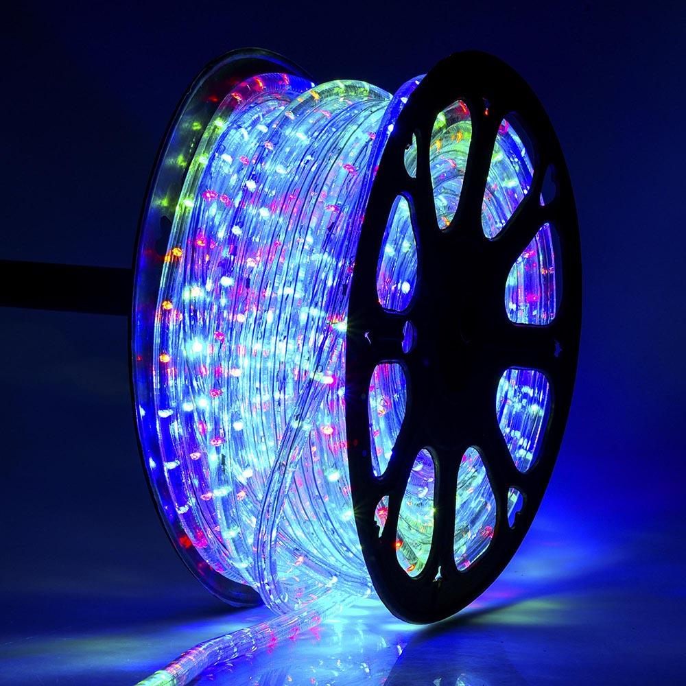 20m 30m 50m 100m multicolor 2 wire led strip rope light outdoor xmas 20m 30m 50m 100m multicolor 2 wire led strip rope light outdoor xmas lamp 220v ebay aloadofball Images