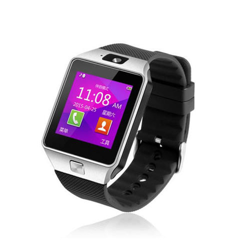 Dz09 multifunction wrist smart watch bluetooth camera for for Ebay motors app android