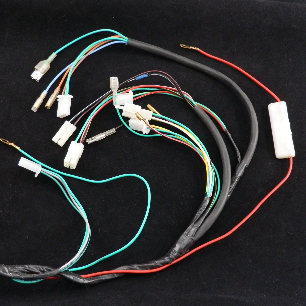 Scooter Complete Wire Harness For Znen 150t