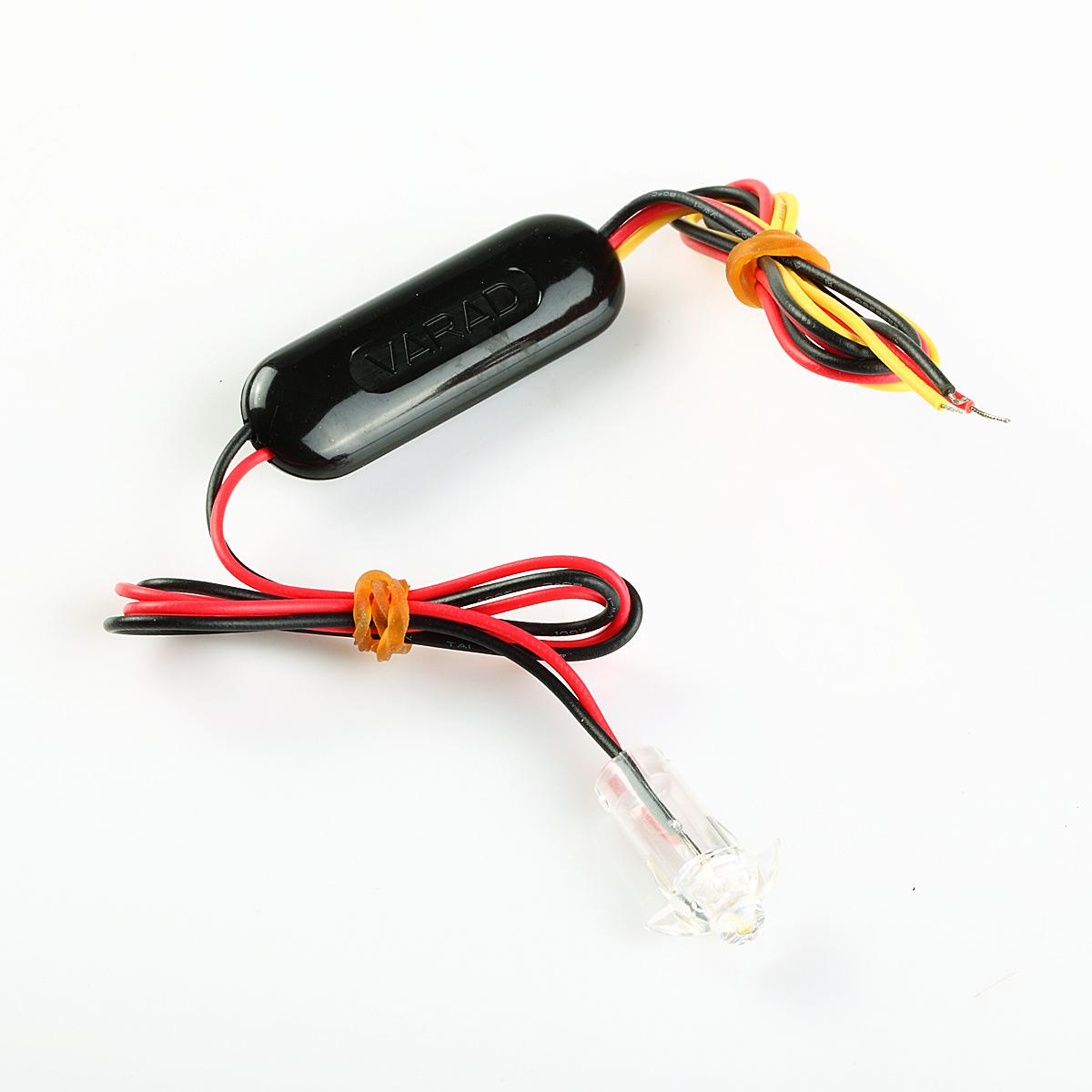 varad led wiring diagram varad image wiring diagram varad ll wh 12v flashing white led hyperbright car alarm indicator on varad led wiring diagram