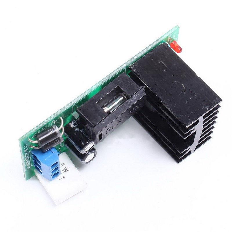 High Voltage Regulator : Drive board static generator inverter high voltage module