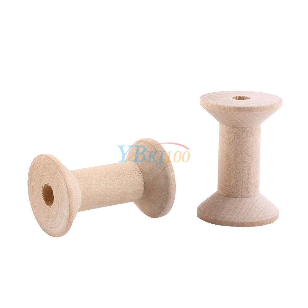dating wooden sewing thread spools