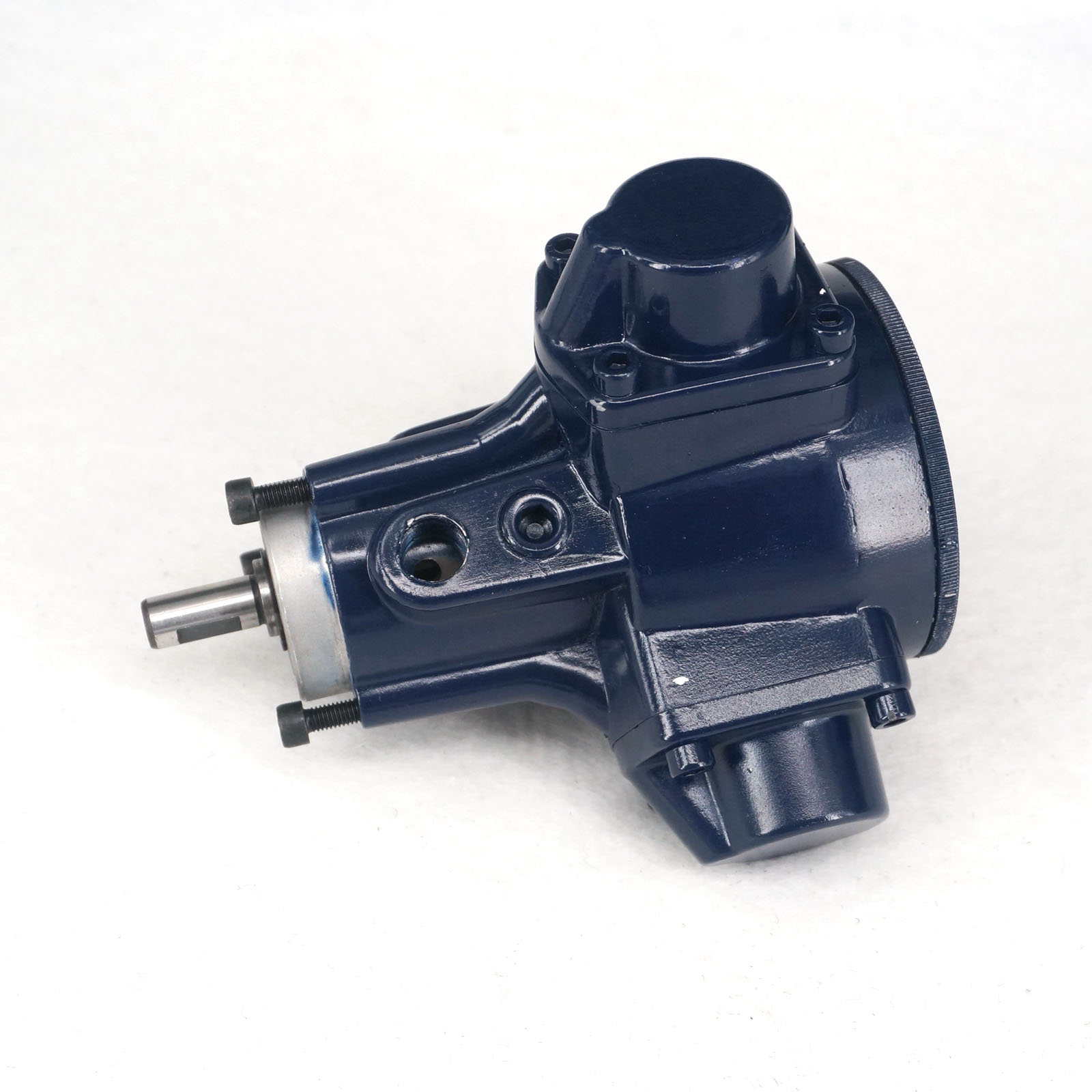 1 8hp piston air motor triplex cylinder type 2500rpm drive for Piston type air motor