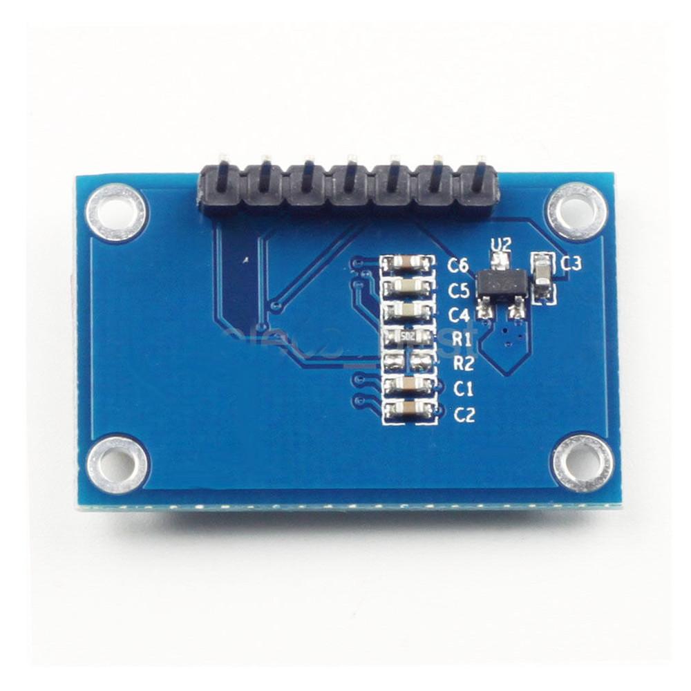 0.66//0.91//0.95//0.96//1.3 inch I2C IIC SPI 4//7Pin OLED LCD Blue Yellow//White RGB