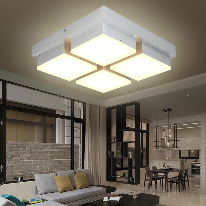 ... Flurleuchte Deckenlampe Wohnzimmer Küche Design LED Beleuchtung