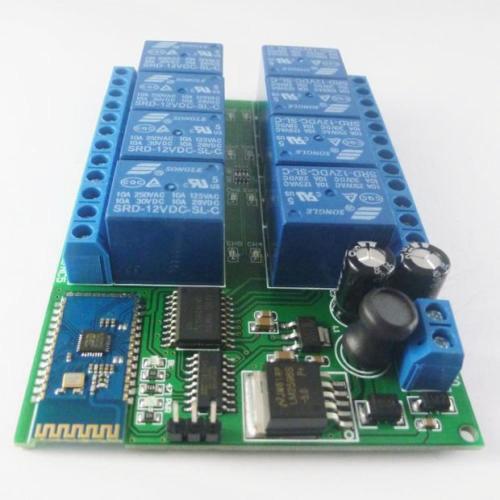 Bluetooth Relay Switch 12v