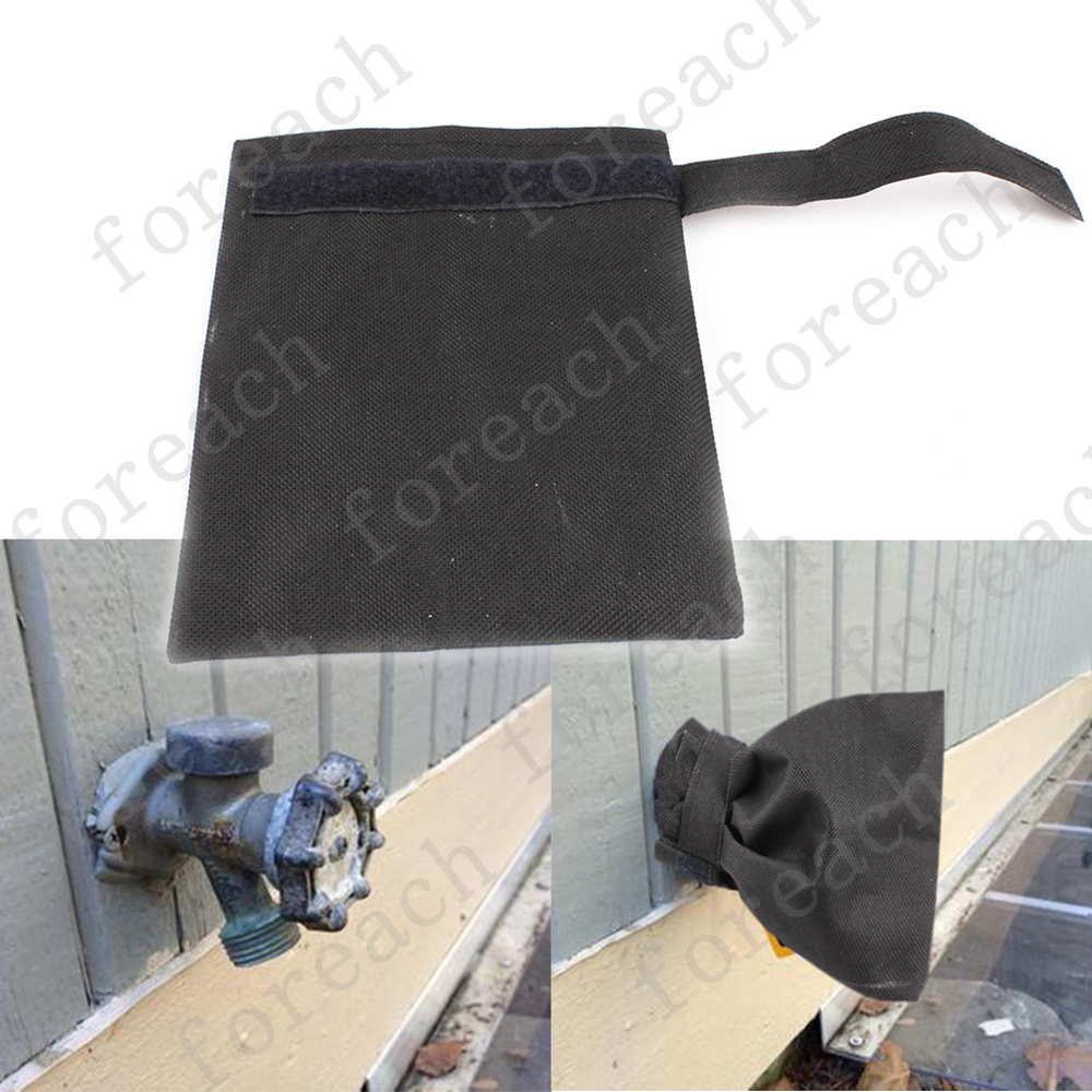 Outside Protective Faucet Cover Padded Sock For Cold