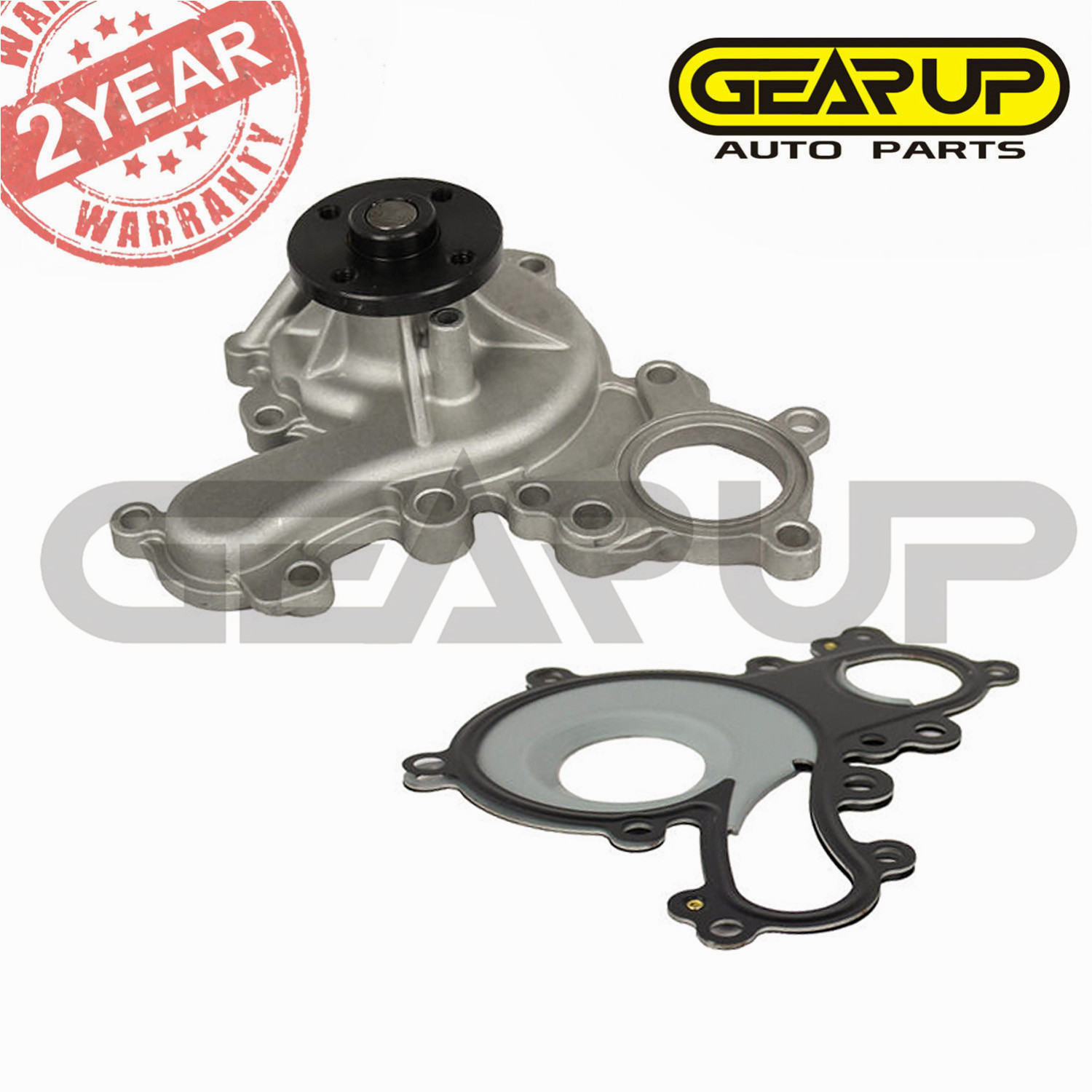 Engine Water Pump For Toyota Tundra Land Cruiser Sequoia