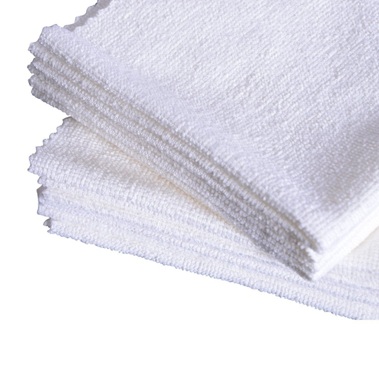 Microfiber Cloth Remove Scratches: 48pcs Microfiber Cleaning Cloth Wash Towel No-Scratch