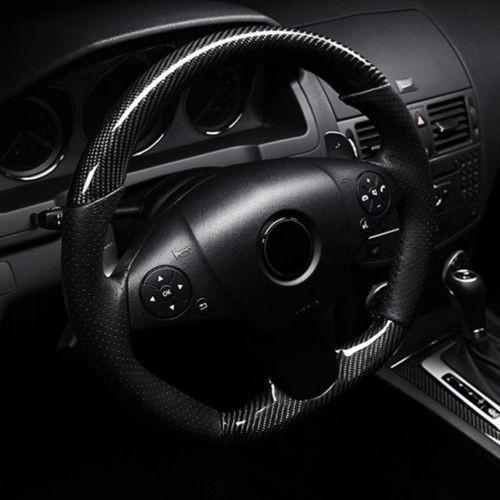 luxury 5d 50cm 3m premium high gloss black carbon fiber. Black Bedroom Furniture Sets. Home Design Ideas