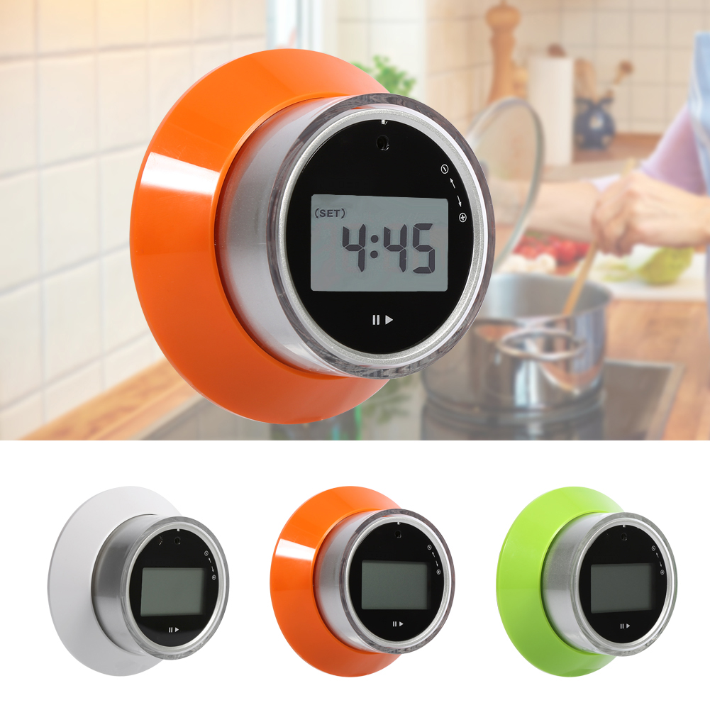 99 Minutes Lcd Digital Kitchen Cooking Timer Magnetic