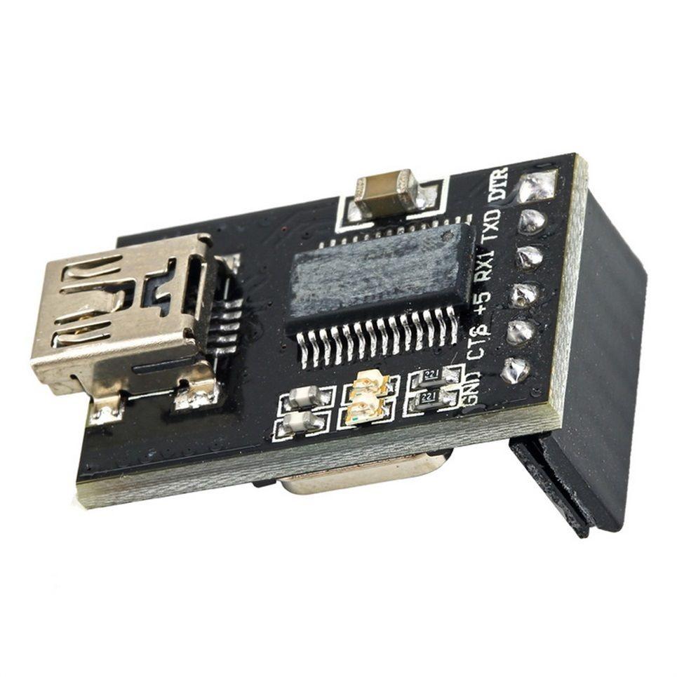 Pcs ftdi basic breakout usb ttl pin v module for