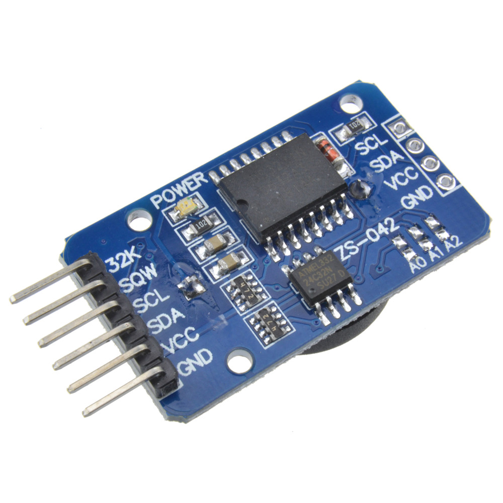 Arduino ds zs at c iic module precision rtc real