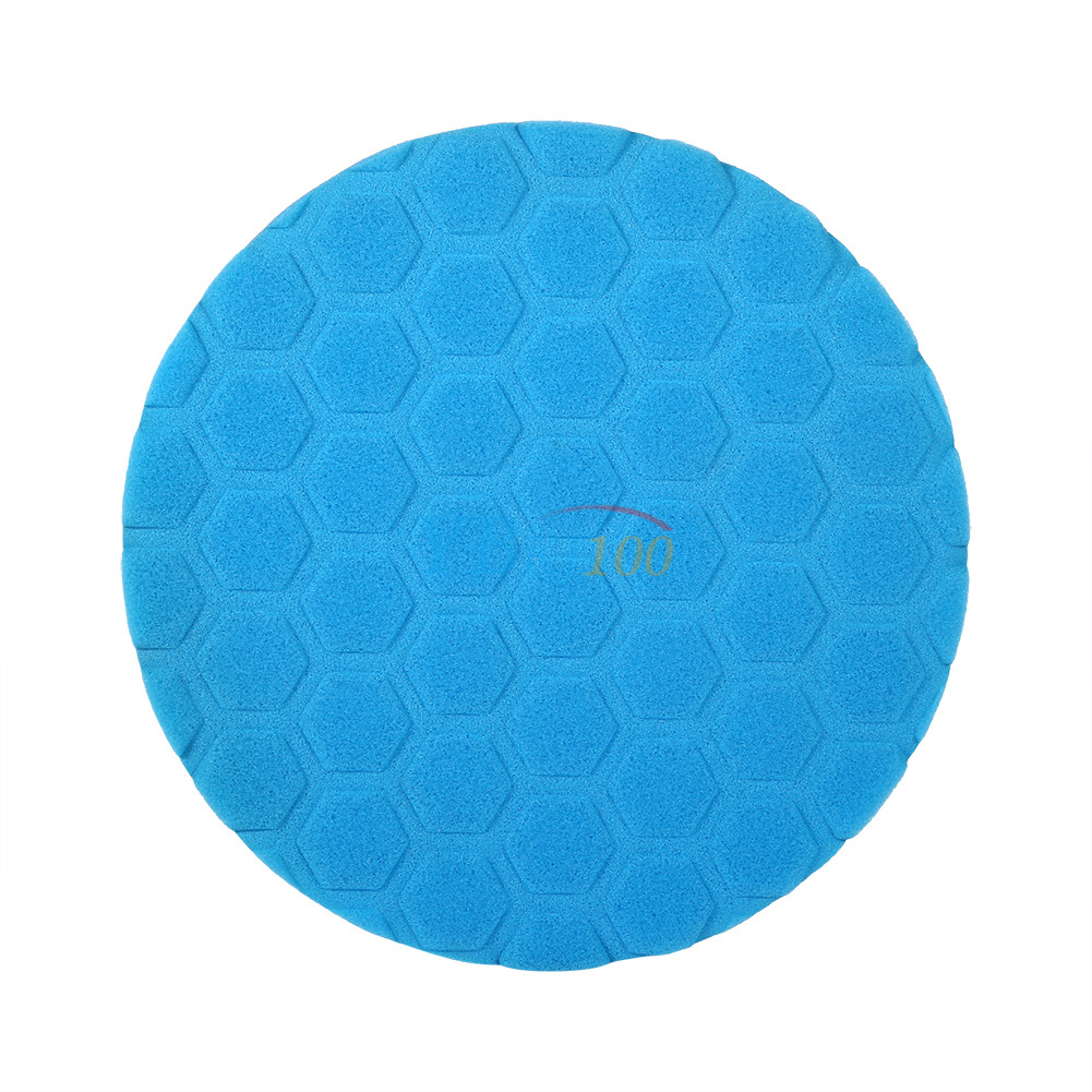 5x 3/4/5/6/7 Inch Polishing Sponge Pad Car Polisher Buffer