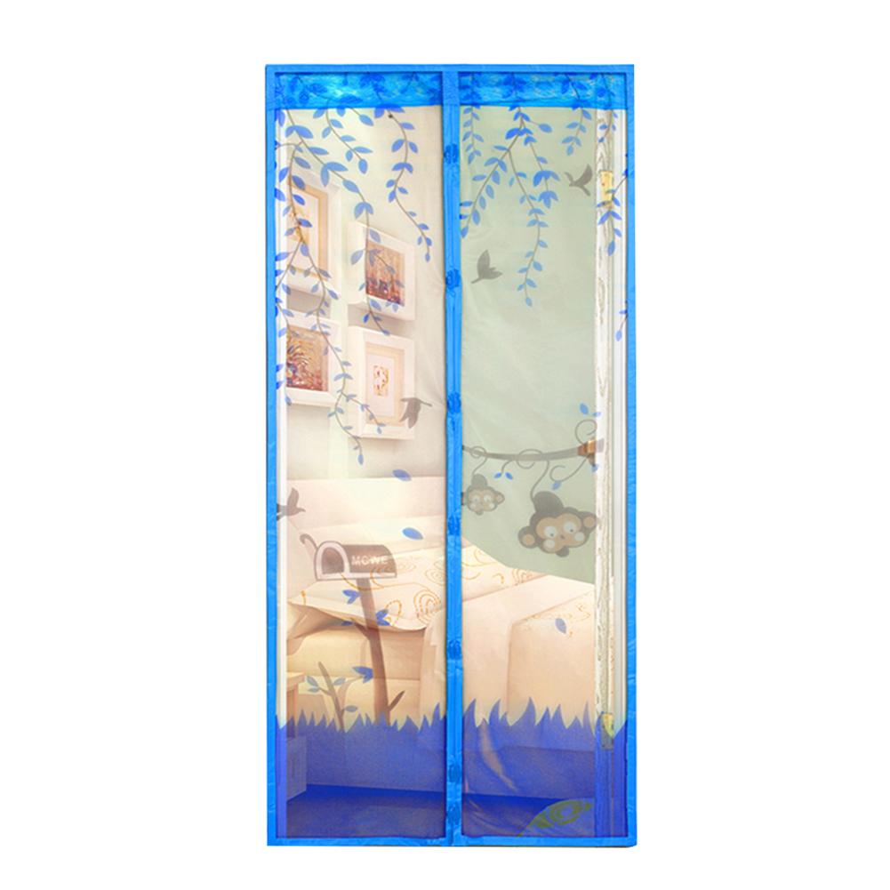 moskito vorhang moskitonetz fliegengitter gitter magnetisch t r vorhang schutz ebay. Black Bedroom Furniture Sets. Home Design Ideas