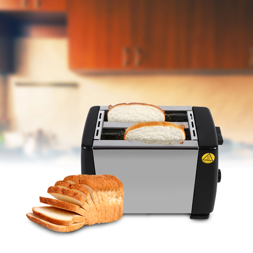 220v Electric Toasters Bread Maker Bread Roasting Machine: 220V Toaster Machine Electric Breakfast Household Bread