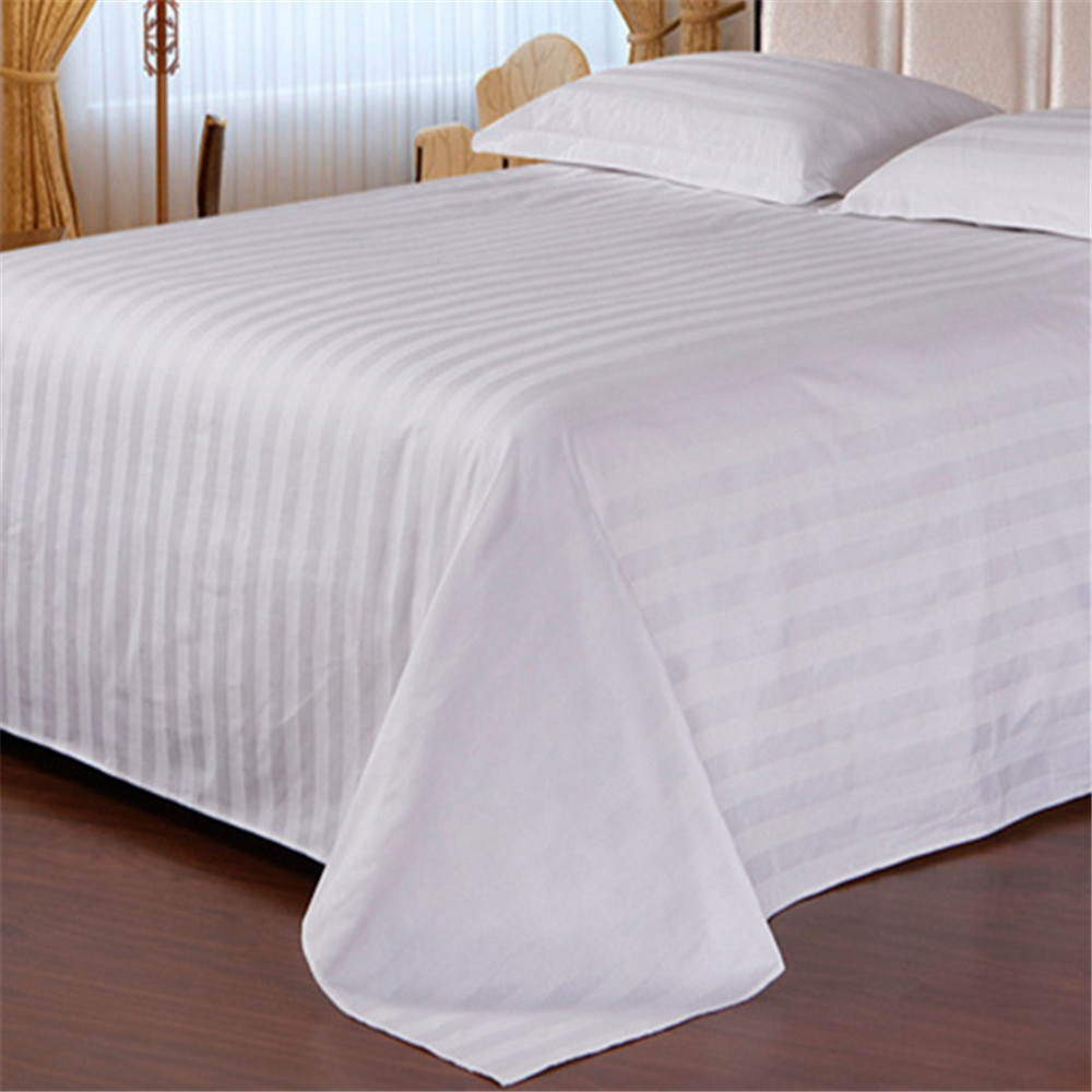 Twin Full Queen King Comfort Satin Cotton Bed Sheet ...