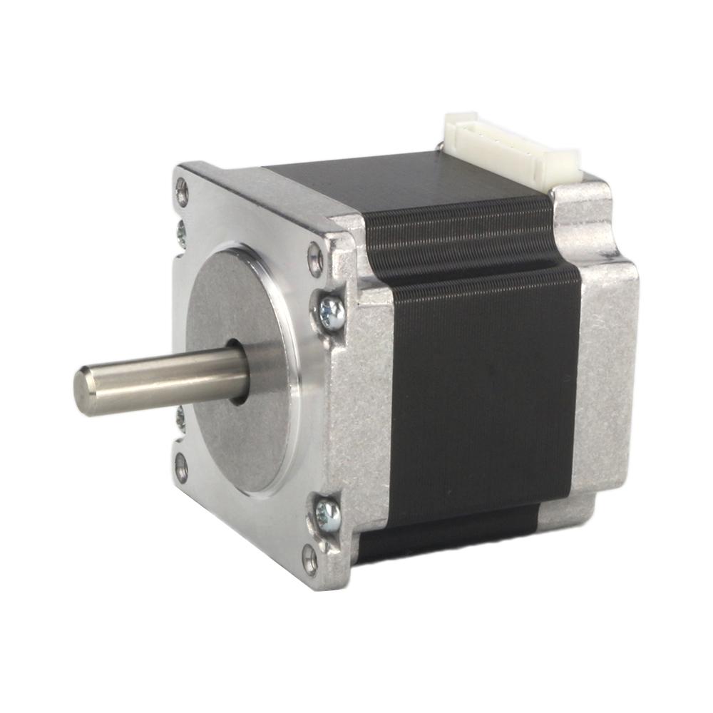 Cn free wantai 4axis stepper motor nema23 425oz in 2a for 4 amp stepper motor driver
