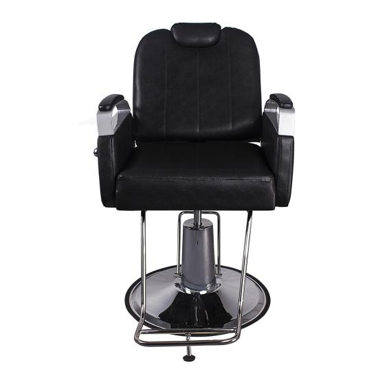 Barber Chair Salon Hydraulic Hair Styling Beauty Spa Equipment Black 14