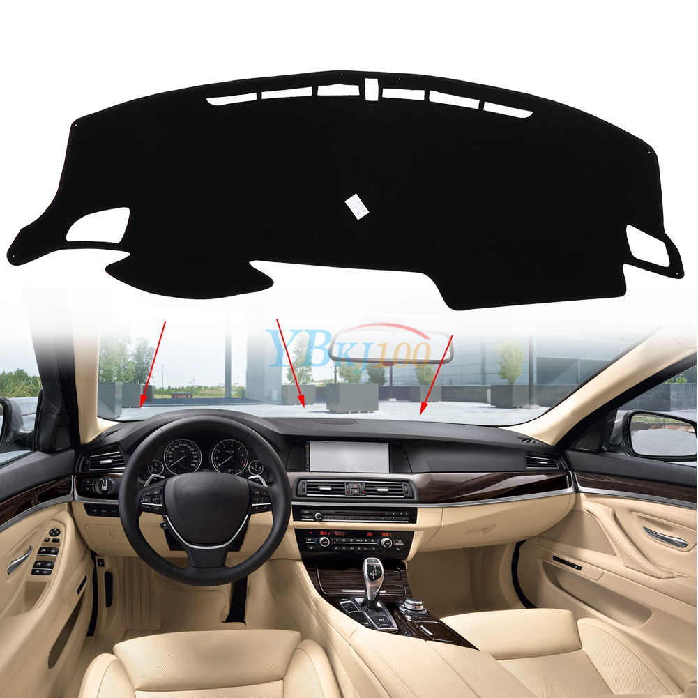 auto car dashboard dash mat sun cover pad for honda civic sedan coupe 2016 2017. Black Bedroom Furniture Sets. Home Design Ideas