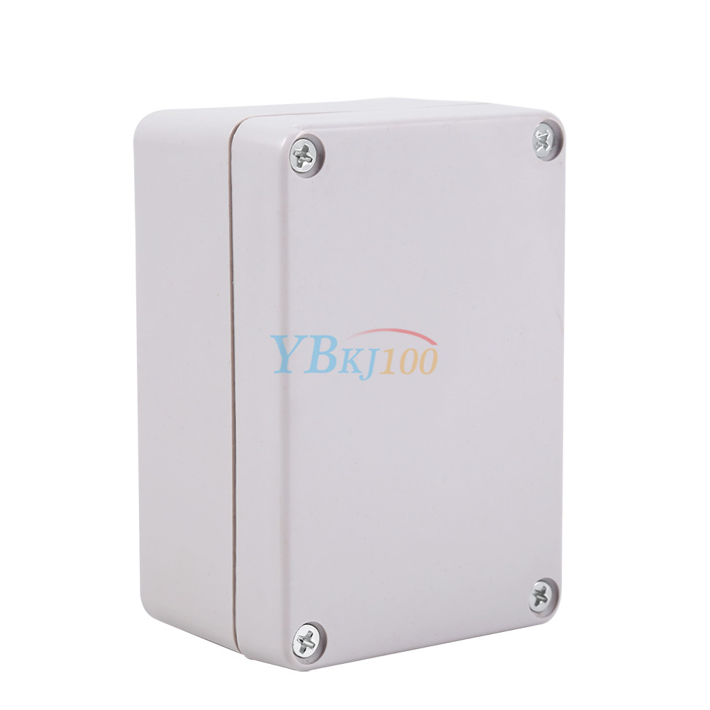 100x68x50mm Electrical Box Waterproof Junction Box Connection Outdoor Enclosure Ebay