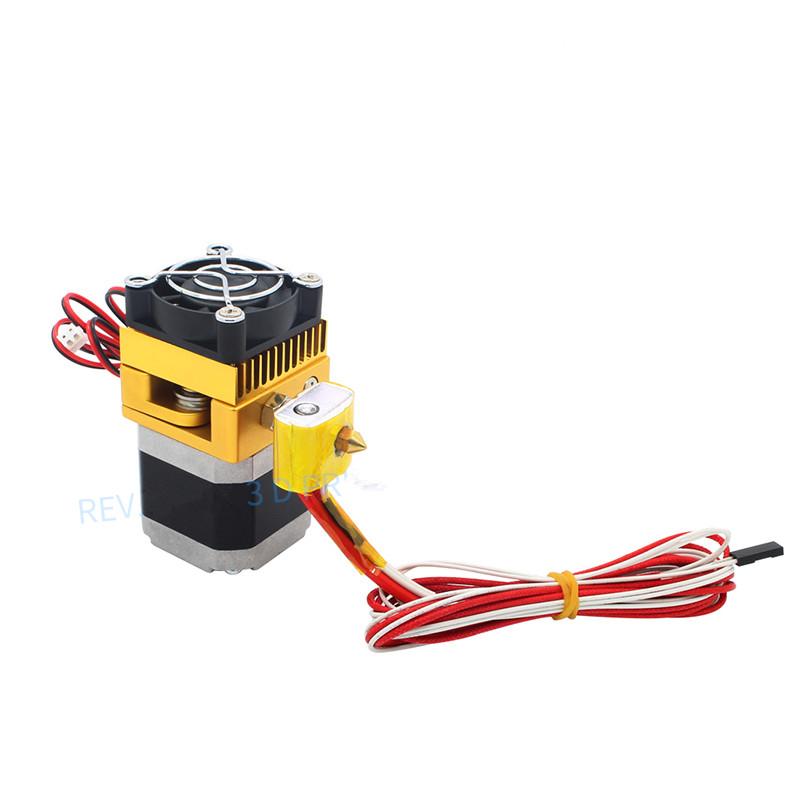 24v mk8 extruder print head for 3d printer for Print head stepper motor