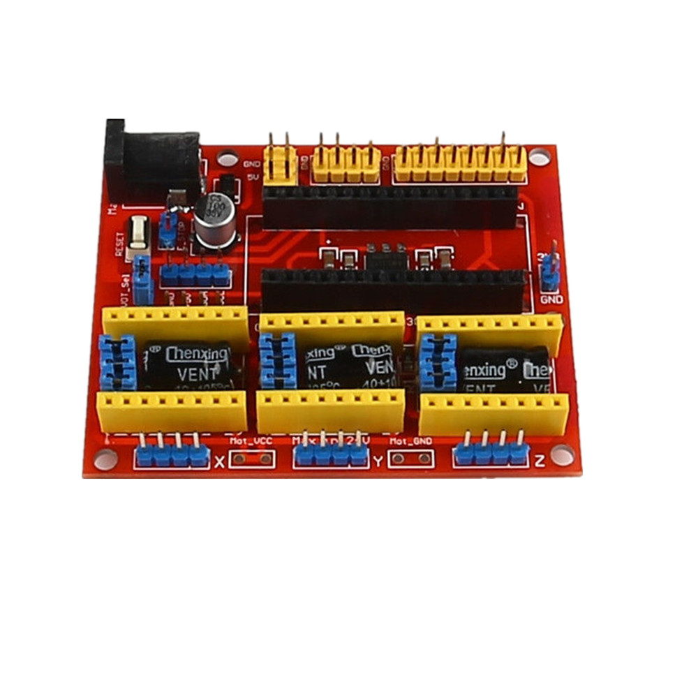 Cnc shield v engraver d printer expansion board