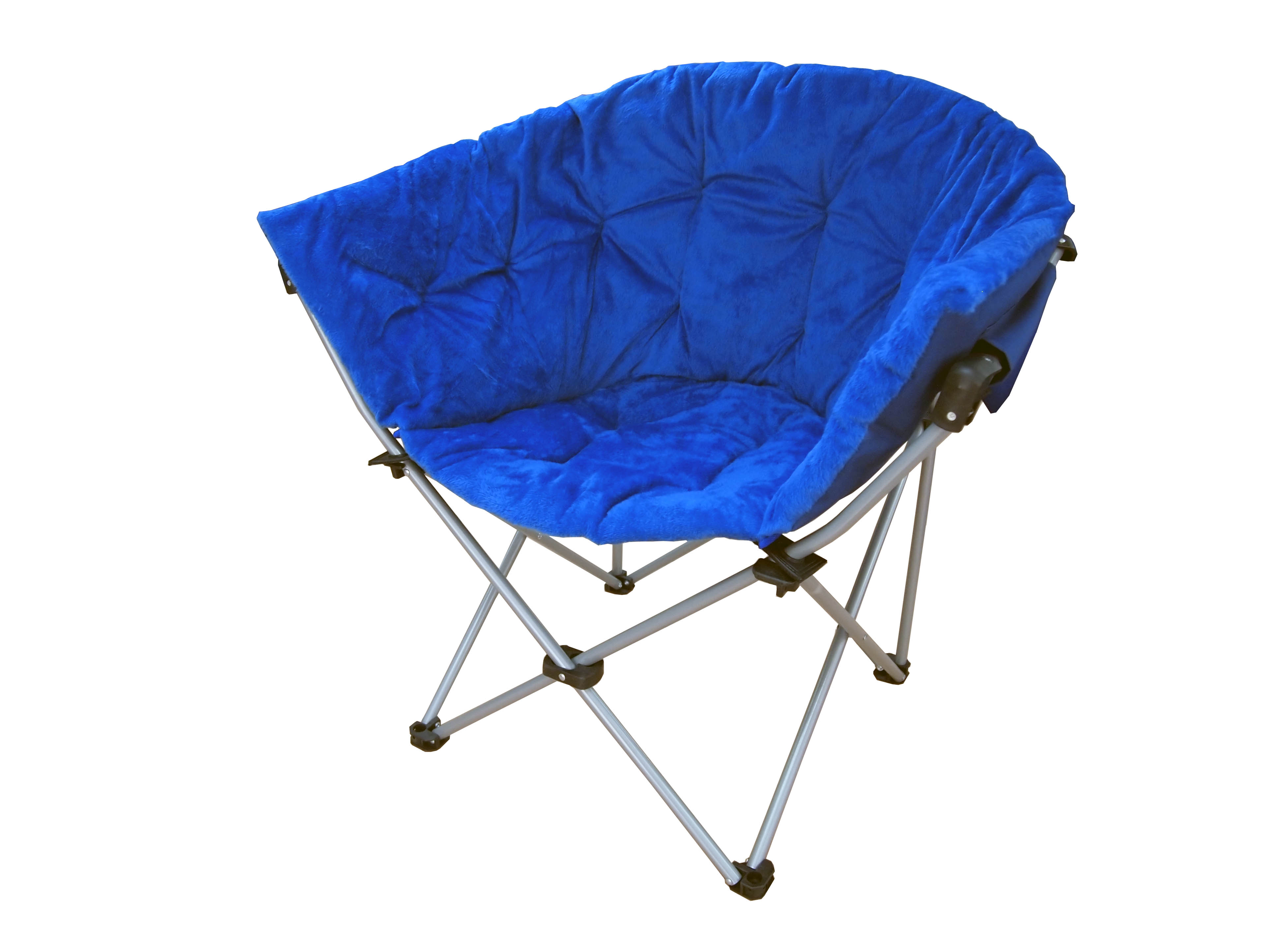 Moon Chair Folding Camping Hiking Garden Indoor Outdoor Fishing Foldable Fold